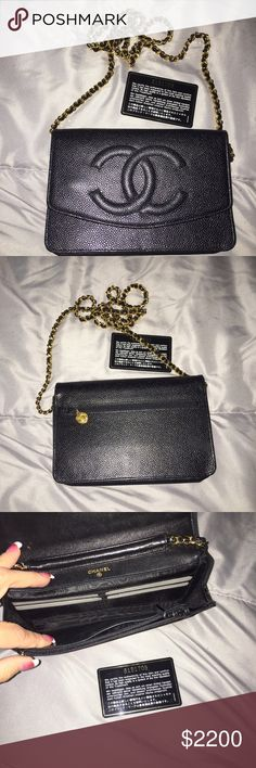 57c94e2b9e7b Auth Chanel WOC Ya sits Authentic. I Offer Payment Plans. Please See All My  · Chanel WocChanel BagsCrossbody ...