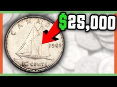 These Rare Canadian Coins are the coins to look for in pocket change! We will look at Valuable Canadian coins that could be out in circulation today! Valuable Pennies, Valuable Coins, Old Coins Value, Rare Coins Worth Money, Coin Books, Counting Coins, Canadian Coins, Coin Worth, American Coins
