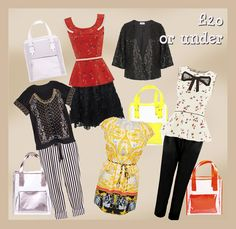 Dont forget to check out our £20 & Under Flash Sale. Ends 05.07.13 http://www.pretaportobello.com/sale/