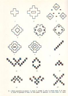 See the article to this one! Flower Embroidery Designs, Folk Embroidery, Teacher Assistant, Book Holders, Point Lace, Folklore, Tattoo Designs, Cross Stitch, Textiles