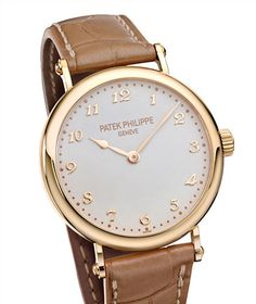 I'm obsessed with this watch;) Patek Philippe Calatrava Ref. 7200
