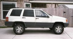 Jeep ZJ Grand Cherokee