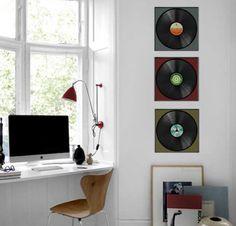 discos de vinil