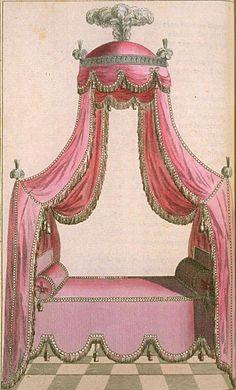 EKDuncan - My Fanciful Muse: Georgian Era French Furniture Plates