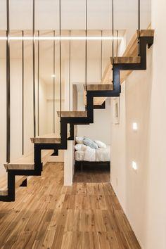 Divider, Stairs, Room, House, Furniture, Design, Home Decor, Instagram, Bedroom