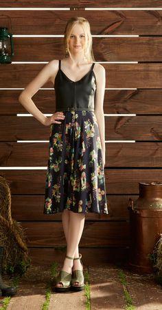 Só na Antix Store você encontra Vestido Midi Cactos com exclusividade na internet