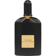 Tom Ford Women's Black Orchid Eau De Parfum 50ml ($122) ❤ liked on Polyvore featuring beauty products, fragrance, no color, edp perfume, eau de perfume, tom ford, perfume fragrance and eau de parfum perfume