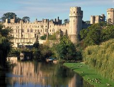 Oxford, Warwick Castle and Cotswolds Tour with Stratford-upon-Avon VIP Access, London tours & activities, fun things to do in London Beautiful Castles, Beautiful Buildings, Beautiful Places, Beautiful Scenery, Leeds Castle, Warwick Castle, Palaces, Cool Places To Visit, Places To Travel