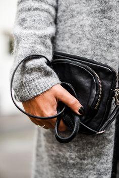 Filippa K Mini Bag | Stella Harasek. Photo by Mikko Rasila.