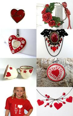 To Her with Love by Jill Lord on Etsy--Pinned with TreasuryPin.com
