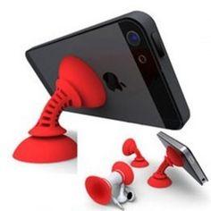 Telefonpolip - dupla tapadó korongos univerzális tartó