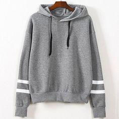 Hoodies & Sweatshirts Tireless Women Hoodie Zipper Crop Tops Patchwork Shirt Coat Tracksuit Sweat Coat Casual Sportswear Long-sleeve Pullover Sweatshirt Blouse