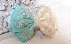 NEW Ella Grace Collection Beautiful Two Tones AQUA by Hennytj, $3.99