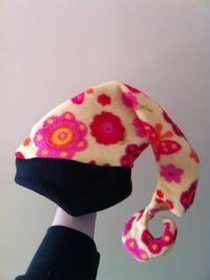 Zipfelmütze, Mütze, aus Fleece oder Jersey I KU 42 - 60 I Toturials / Freebooks |