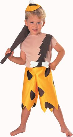 flintstones costumes | Bamm Bamm Costume - Toddler Flintstone Costumes  sc 1 st  Pinterest : bam bam costume for adults  - Germanpascual.Com