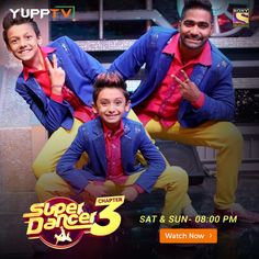 Watch Sony Entertainment Live online anytime anywhere through YuppTV. Access your favourite TV shows and programs on Hindi channel Sony Entertainment on your Smart TV, Mobile, etc. Entertainment Online, Final S, Sony Tv, Chapter 3, Smart Tv, Favorite Tv Shows, Dancer, Stage, Channel