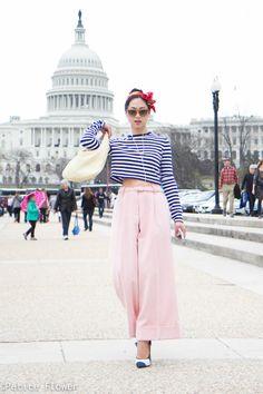 Petite fashion bloggers : Petite Flower presents :: BombPetite.com