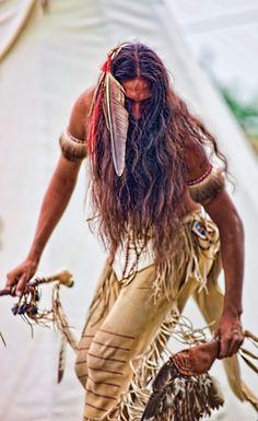 Lakota Sioux Hunting Dance