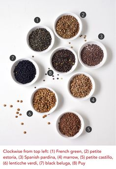 A Comprehensive Guide to Lentils | The Essential Good Food Guide via Oh My Veggies