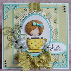 A Scrapjourney: Just for You