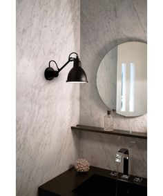 N° 304 Wall light - / Bathroom Lampe Gras  I casuarina.fi I Helsinki