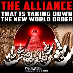 The Alliance That Is Taking Down The New World Order   Stillness in the Storm Pinterest