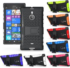 Nokia Lumia 1520 Armor Kickstand Case and Holster Belt ...