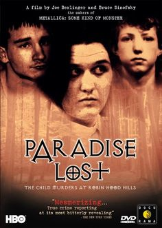 One of the most influential documentaries in recent years, the Sundance favorite PARADISE LOST is an emotionally raw, must-see crime doc from two of today's most exciting filmmakers--Joe Berlinger and Bruce Sinofsky (the team behind Metallica: Some Kind of Monster, Brother's Keeper).