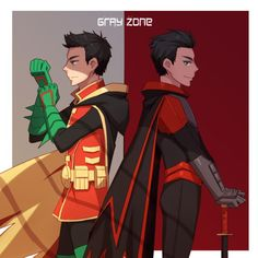 Damian Wayne: Who Do You Want To Be?