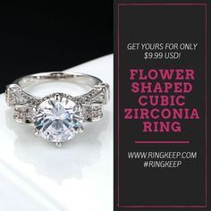 #ring #ringkeep #rings #womensrings #accesories #fashion #style #zirconia #cubiczirconia