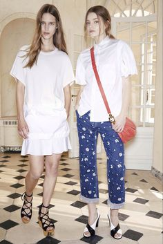 See by Chloé Spring 2015 Ready-to-Wear Fashion Show Collection