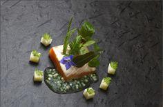 Relais & Chateaux - Georges Wenger. 2, rue de la Gare. CH-2340 Le Noirmont (Jura)  Switzerland. Photo by Dominique de Risbourg. http://www.dominiquederisbourg.com/  #relaischateaux #wenger #gourmet