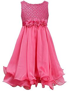 TWEEN GIRL 7-16 DRESS * Yellow Cross Over Sequin to Mesh Overlay ...