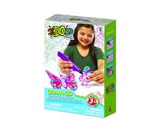 IDO3D Butterflies and Fairies Print System 3 Pen and Ink Up to 15 Projects