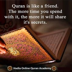 The Holy Qur'an reveals its secrets when you search for something you don't know. Allah Quotes, Muslim Quotes, Quran Quotes, Religious Quotes, Alhamdulillah, Islam Hadith, Islam Quran, Love In Islam, Allah Love