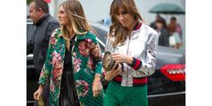 Natalie Love and Gia Coppola in Gucci