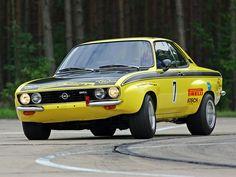 Opel Manta A  Rally