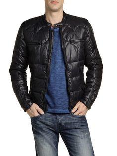 Still want this - DIESEL - Winter Jacket - JAMISON 00NOU