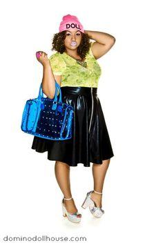 Plus Size Style | Domino Dollhouse