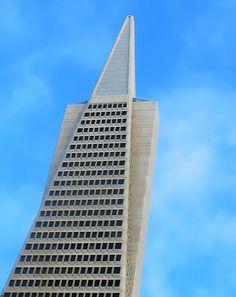 To the sky!   (San Francisco)