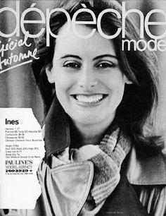INES DE LA FRESSANGE 1979