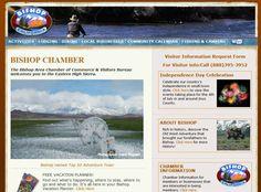 Portfolio - The Jaspen Corporation, a web design company in Bishop, CA