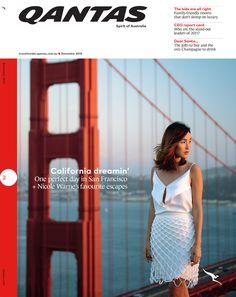 Qantas In-Flight Magazine