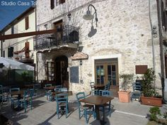 Immobilienangebot - Saturnia - Restaurant / Pizzeria im Zentrum von Saturnia