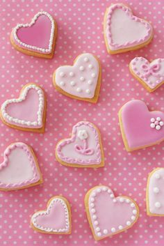 valentine cookies, cake, dream, heart cookies, pink heart, food, backgrounds, valentin cooki, pink valentine