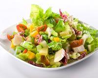 Recette de salade printanière