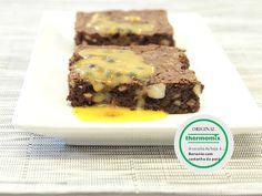 THERMOMIX: Brownie com castanha do Pará