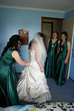 Wedding Help for Kirstin & her bridesmaids,UN-Edited