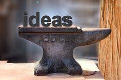 Incudine, Fucina, Idea, Gruppo Di Esperti, Sviluppo