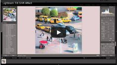 How to create a tilt-shift effect in Lightroom which will make your image look like a photograph of a model  Lightroom Tilt Shift Affect In our latest Lightroom video tutorial, tutor George Cairns explains How to create a tilt-shift effect in Lightroom which will make your image look like a photograph of a model. For more information on George Cairns 4 Week Online Lightroom Course For Photographers please see ==> http://www.my-photo-school.com/course/lightroom-for-photographers/